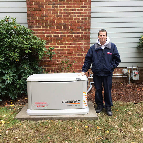 Generator Services in Portsmouth VA