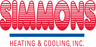 Simmons Heating & Cooling logo